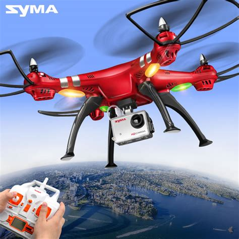 Phanton Syma X8hg 8mp Hd The New Drone Drone 1 syma x8hg with 8mp hd 2 4g 4ch 6axis barometer set height headless mode rc quadcopter
