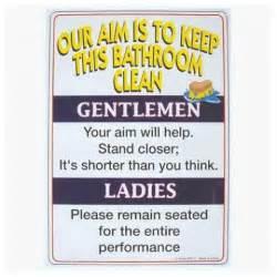 bathroom signs bathroom sign bathroom signs