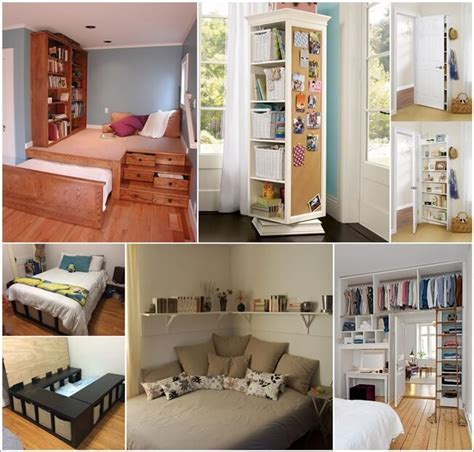 Diy Storage Ideas For Small Bedrooms by Storage Ideas For A Small Bedroom Fancy Diy