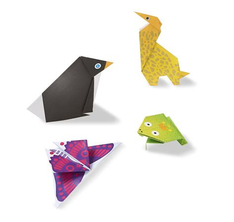 Origami On The Go - buy doug on the go craft set origami animals