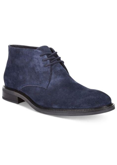 alfani shoes alfani alfani s fulton plain toe chukka boots only at
