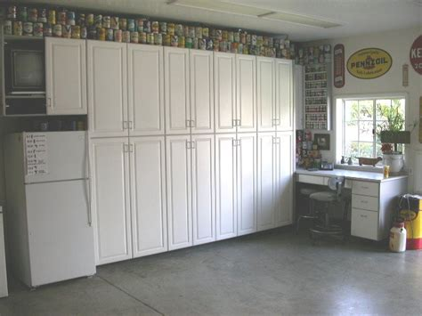 Garage Shop Cabinets by Frontier Cabinets Garage Cabinets