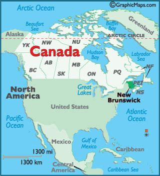 map of maine usa and new brunswick canada new brunswick map geography of new brunswick map of