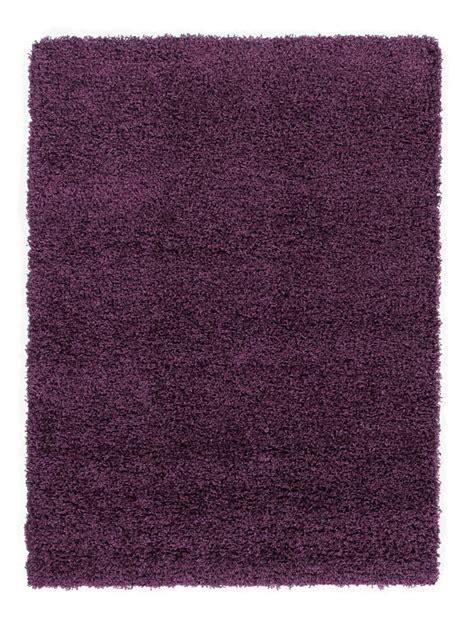 tappeto shaggy lilla tappeto shaggy a pelo lungo 690 lilla parure tappeti