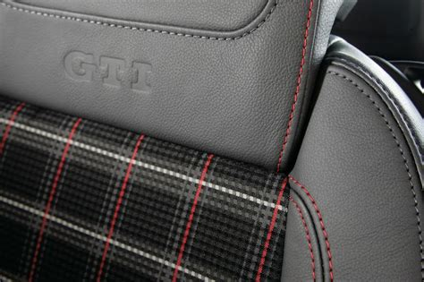 a 1 auto upholstery interior interlagos plaid fabric vw gti dress