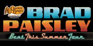 back to the future by brad paisley html brad paisley extends his beat this summer tour 183 nashvillegab