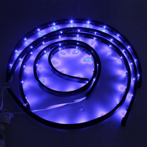led glow lights for cars buy 7 color led car glow underbody system neon