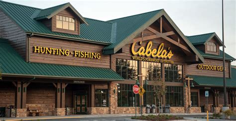 cabela s boat wash outdoors retail behemoth cabela s goes fast light with