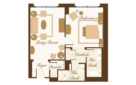 Bellagio Hotel Room Layout | bellagio floor plan bellagio rooms suites bellagio floor