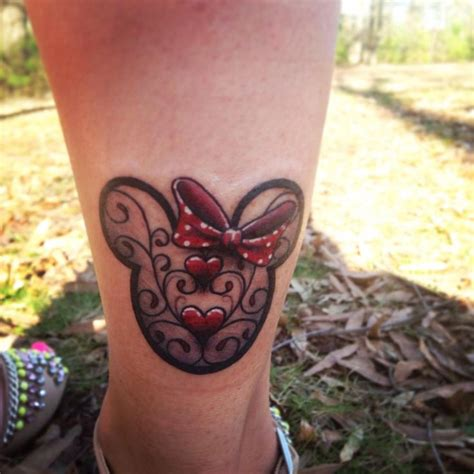 minnie tattoo designs 17 best images about disney tattoos on disney