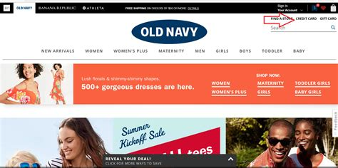 make navy credit card payment eservice oldnavy make your payment pay navy card