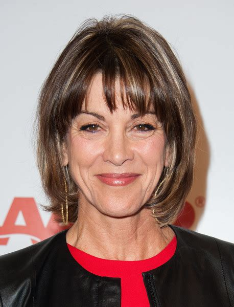 wendy malicks new shag haircut wendie malick pictures 14th annual movies for grownups