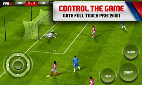 ea for android fifa 12 by ea sports 187 android 365 free android