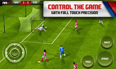fifa 11 apk android fifa 12 uno de los mejores juegos de futbol apk
