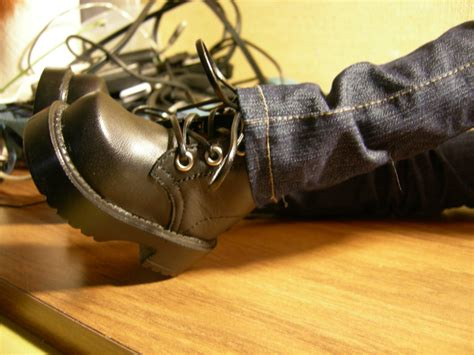 These Boots Are Made Forpaintin by These Boots Were Made For By Javawolf Resin On Deviantart