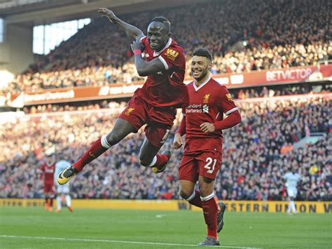 epl news liverpool lethal front 3 lifts liverpool into 2nd place in epl 680