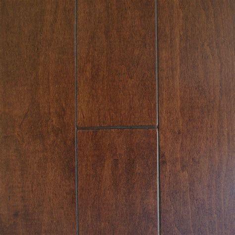 Real Hardwood Flooring by Millstead Antique Maple Cacao 3 4 In Thick X 5 In Width X Random Length Solid Real Hardwood