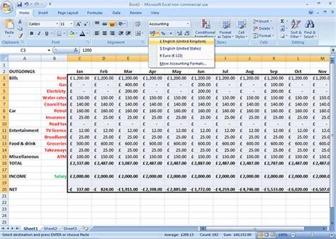 Daily Income And Expenditure Excel Sheet Monthly And Daily Expense Budget Management Template Use Template Excel