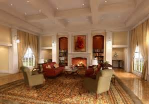 Interior Decorations For Home by Classic Interior Design