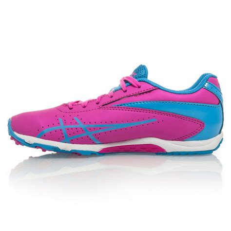 asics gel stormgirl 2 waffle racing shoes