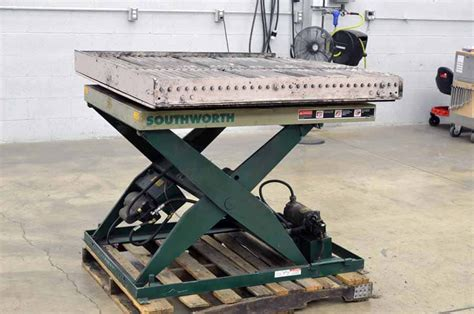 36 Table Ls by Southworth Ls4 36w Ls Series Backsaver Lift Table Boggs
