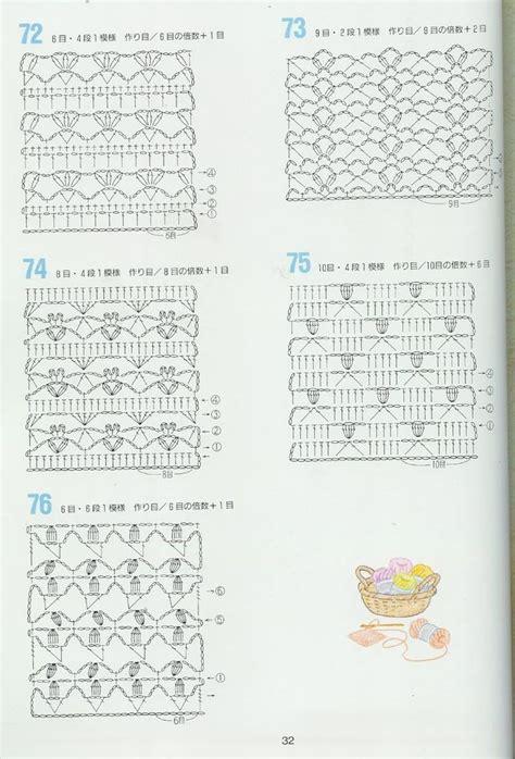 free pattern japanese crochet japanese crochet pattern crochet uncinetto pinterest