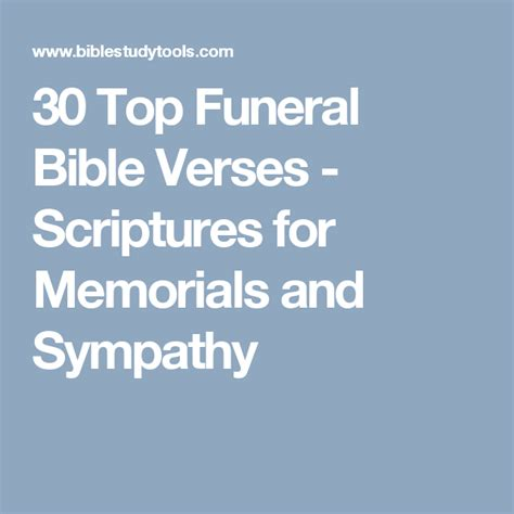 Wedding Sermon Bible Verses by 30 Top Funeral Bible Verses Scriptures For Memorials And