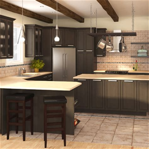 Install post formed kitchen countertops   {1}   RONA