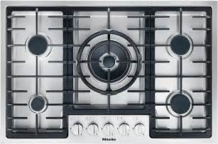 30 5 Burner Gas Cooktop Miele Km 2334 Gas Cooktop