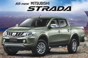 Mitsubishi Estrada Updated 2015 Mitsubishi Strada This Is The Brochure