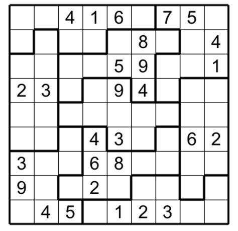 printable jigsaw sudoku puzzles free jigsaw sudoku e no 2