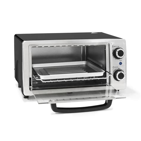 Stainless Toaster Oven Delonghi Stainless Steel Toaster Oven Eo1270 The Home Depot