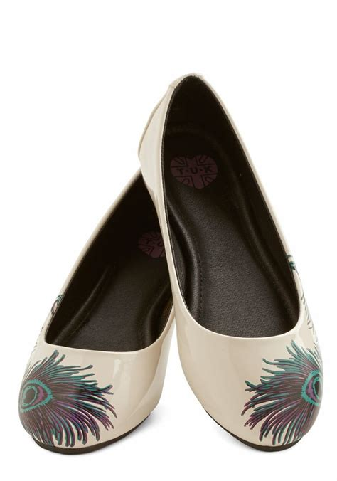 peacock flat shoes 17 best images about peacock feathers on