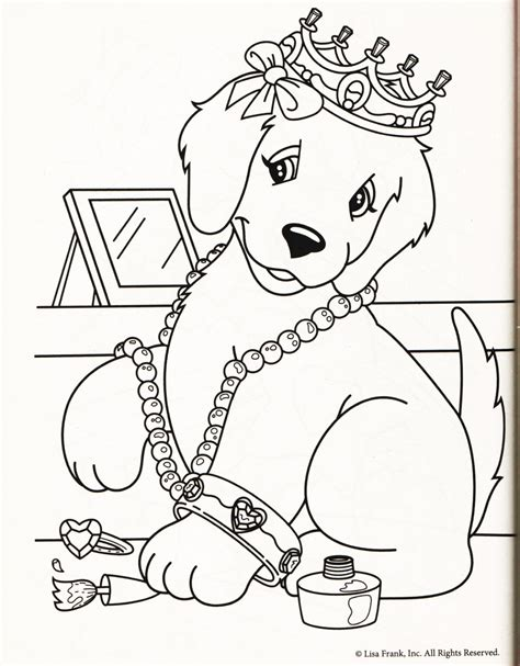 lisa frank coloring pages pdf lisa frank shopping coloring pages adventurous markie