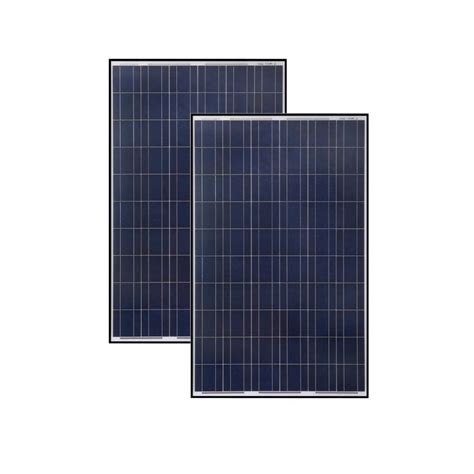 grape solar 265 watt polycrystalline solar panel 2 pack