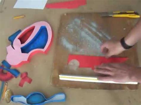 como hacer maquetas de corazon maqueta del corazon parte 1 youtube