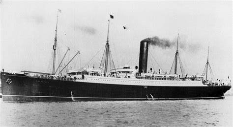 titanic ship or boat roads to the great war remember the titanic s rescue ship