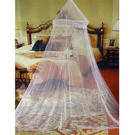 Lace Bed Canopy Lace Insect Bed Canopy Netting Curtain Dome Mosquito Net Sy