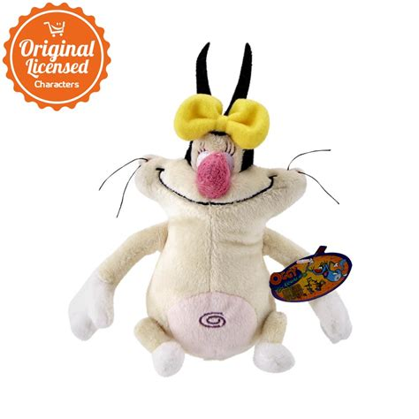 Oggy Basic 9 Inch oggy and the cockroaches basic plush 9 inch