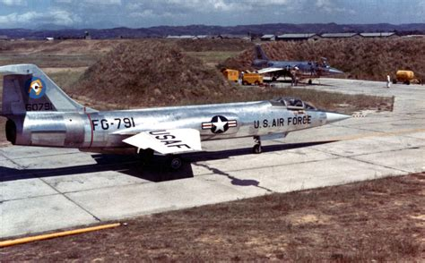 Air Taiwan file lockheed f 104a of the 83rd fighter interceptor