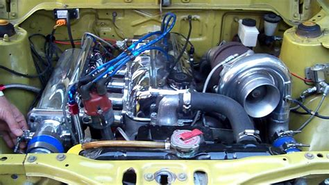 3tc turbo 1st start up