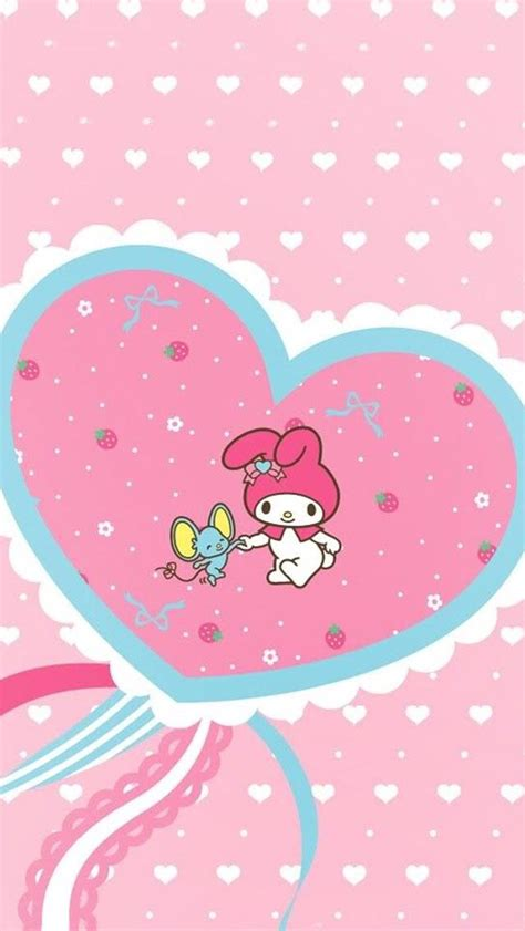 imagenes de hello kitty y melody mejores 262 im 225 genes de my melody and friends en pinterest