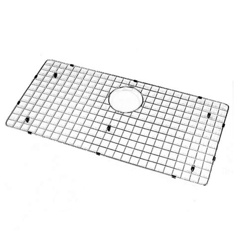 30 x 16 sink grid shop houzer wirecraft 30 25 in x 16 5 in sink grid at