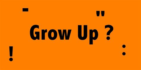 as knows it an exceptional child grows up books grow up or grow conscious revolutionary