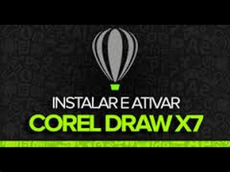 corel draw x7 em portugues como baixar instalar e ativar corel draw x7 em portugu 234 s
