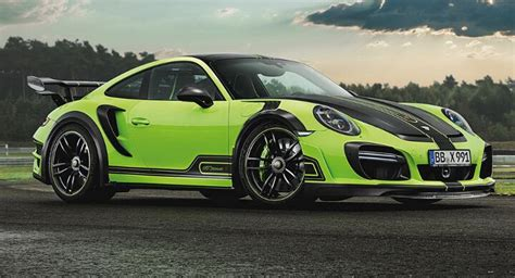 Porsche Tuning Firmen by Techart Unleashes Porsche 911 Turbo Gtstreet R Forcegt
