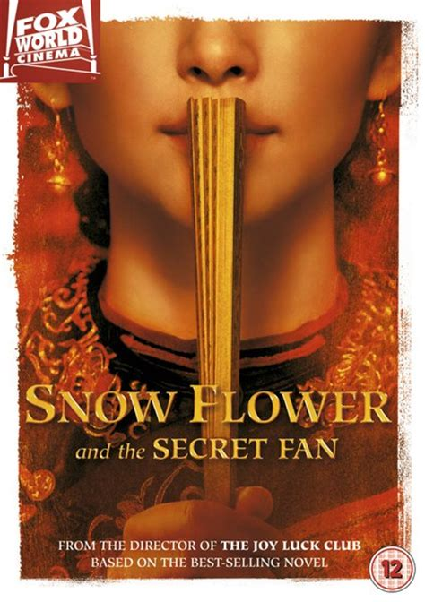 flower and the secret fan flower and the secret fan dvd zavvi