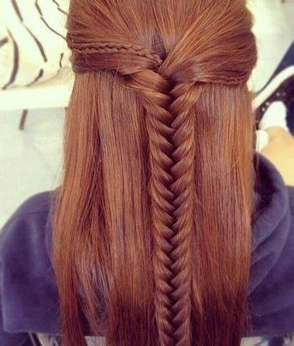 casual hairstyles down casual half up half down hairstyle for 2016 2017