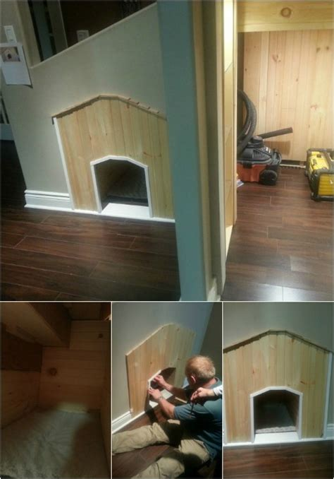 diy indoor dog house 15 brilliant diy dog houses with free plans for your furry companion diy crafts