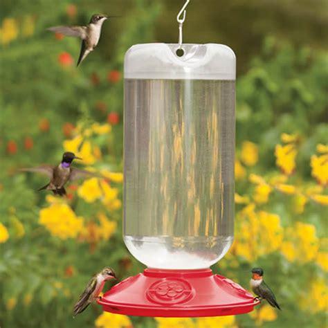 Dr Jb S Hummingbird Feeder hummingbird feeders glass and plastic hummingbird feeders